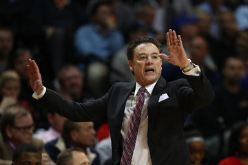 Rick Pitino ACC Basketball Tournament - Quarterfinals