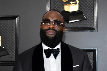Rick Ross 62nd Annual GRAMMY Awards - Arrivals