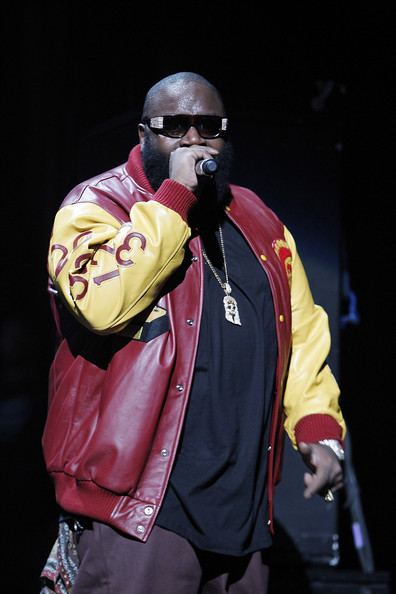 Rick Ross, Busta Rhymes, Eric Bellinger And YG Perform At The Nokia Theatre L.A. Live