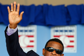 Rickey Henderson Baseball Hall of Fame Induction Ceremony