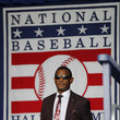 Rickey Henderson 2021 National Baseball Hall of Fame Induction Ceremony