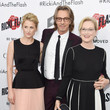 Mamie Gummer and Rick Springfield