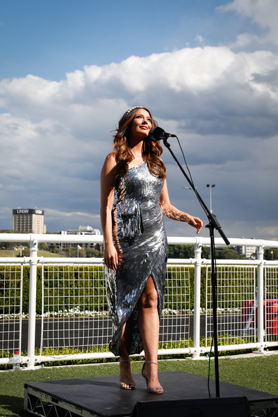 Celebrities Attend Everest Race Day