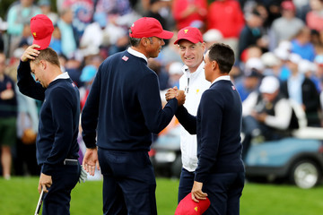 Rickie Fowler The Presidents Cup - Round Three