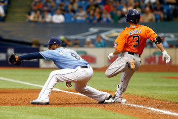 Rickie Weeks Houston Astros v Tampa Bay Rays