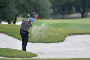 Ricky Barnes AT&T Byron Nelson - Round Two