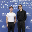 Ricky D'Ambrose Biennale College Delegation Photocall - The 78th Venice International Film Festival