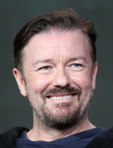 2013 Winter TCA Tour - Day 6(Ricky Gervais)