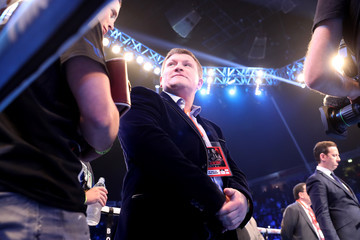 Ricky Hatton Boxing at Manchester Arena