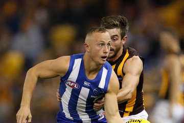 Ricky Henderson AFL Rd 5 - North Melbourne vs. Hawthorn