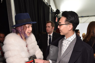 Ricky Kwok Tommy Hilfiger Women's Collection - Backstage - Mercedes-Benz Fashion Week Fall 2015