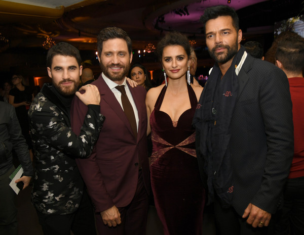 Premiere Of FX's 'The Assassination Of Gianni Versace: American Crime Story' - After Party