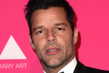 Ricky Martin The Museum of Contemporary Art, Los Angeles Annual Gala