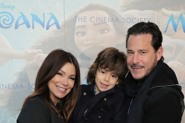 Ricky Paull Goldin Disney and The Cinema Society Host a Special Screening of 'Moana'