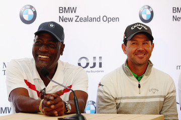 Ricky Ponting New Zealand Open Press Conference