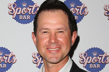 Ricky Ponting Crown Sports Bar Launch