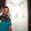 Ricky Ponting Cricket Hall of Fame Media Opportunity