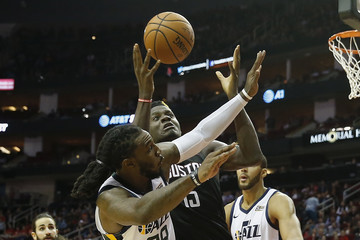 5fbd5f91e Ricky Rubio Utah Jazz vs. Houston Rockets