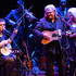 Singers/Songwritesr Ricky Skaggs, his daughter Molly Skaggs and Emmylou Harris along with Ricky's band Kentucky Thunder perform at CMA Theater on November 18, 2013 in Nashville, Tennessee. Skaggs was recently announced as the Country Music Hall of Fame and Museum's 2013 Artist-in-Residence.