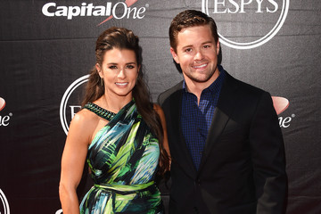 Ricky Stenhouse The 2015 ESPYS - Arrivals