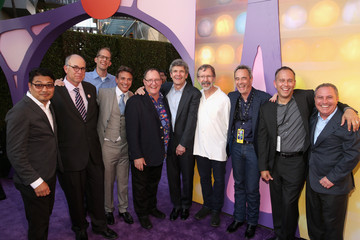 Ricky Strauss Alan Horn Los Angeles Premiere and Party F=for Disney-Pixar's 'Inside Out'