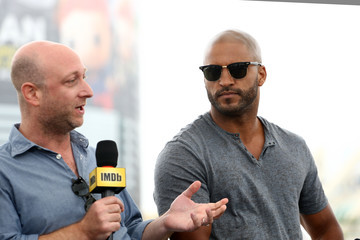 Ricky Whittle The IMDb Yacht at San Diego Comic-Con 2016: Day Three