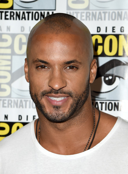 Ricky Whittle Photos P...