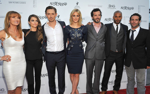 'Austenland' Premieres in Hollywood