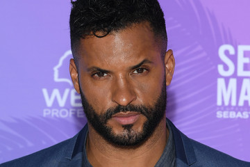 Ricky Whittle 59th Monte Carlo TV Festival : TV Series Party