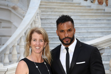 Ricky Whittle 59th Monte Carlo TV Festival: Cocktail At The Monaco Palace