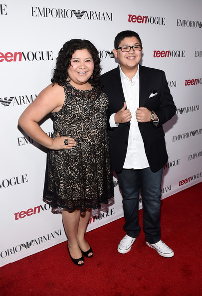 Rico Rodriguez - 12th Annual Teen Vogue Young Hollywood Party With Emporio Armani