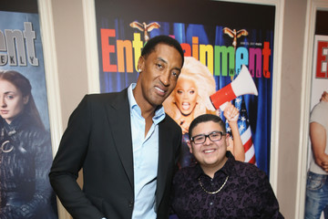 Rico Rodriguez 2017 Entertainment Weekly Pre-Emmy Party - Inside