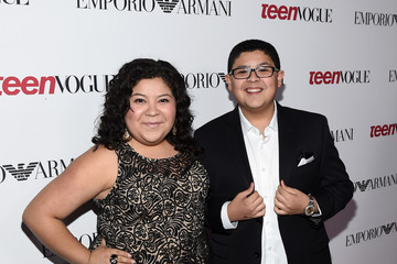 Rico Rodriguez 12th Annual Teen Vogue Young Hollywood Party With Emporio Armani