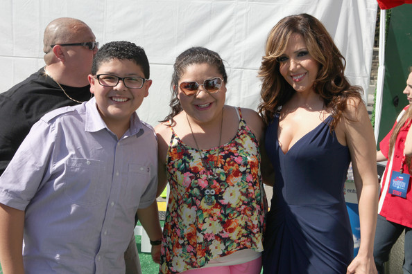 Rico Rodriguez (L-R) Actors Rico Rodriguez, Raini Rodriguez and Maria Canals Barrera attend Variety's Power of Youth presented by Hasbro and GenerationOn at Universal Studios Backlot on July 27, 2013 in Universal City, California.