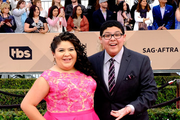Rico Rodriguez The 22nd Annual Screen Actors Guild Awards - Red Carpet
