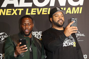 Kevin Hart and Ice Cube Photos Photo