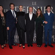 Ridley Scott The Last Duel - French Premiere