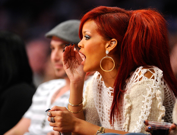 rihanna 2011 pictures. rihanna 2011 nba all star game
