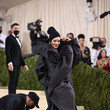 Rihanna The 2021 Met Gala Celebrating In America: A Lexicon Of Fashion - Arrivals