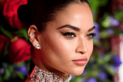 Shanina Shaik attends Rihanna's 5th Annual Diamond Ball Benefitting The Clara Lionel Foundation at Cipriani Wall Street on September 12, 2019 in New York City.