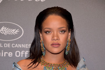 Rihanna Chopard Space Party - Photocall - The 70th Cannes Film Festival