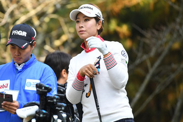 Rikako Morita Daio Paper Elleair Ladies Open 2016 - Day 1