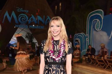 Riki Lindhome The World Premiere of Disney's 'Moana'