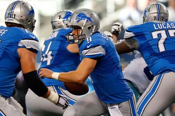 Riley Reiff Wild Card Playoffs - Detroit Lions v Dallas Cowboys