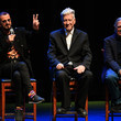 Ringo Starr In Conversation Panel With Ringo Starr, David Lynch and Henry Diltz