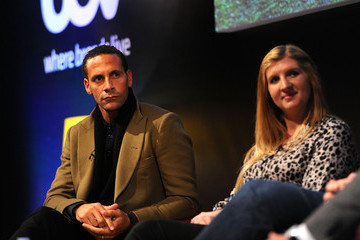 Rio Ferdinand News UK Seminar - Advertising Week Europe