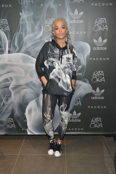 PacSun And Rita Ora Celebrate Her New adidas Originals Collection