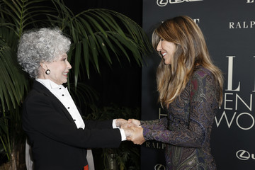 Rita Moreno ELLE's 27th Annual Women In Hollywood Celebration Presented By Ralph Lauren And Lexus - Arrivals