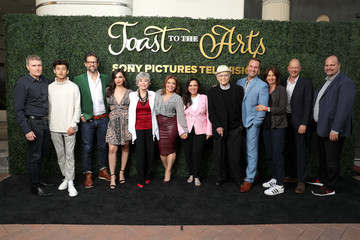 Rita Moreno Norman Lear Sony Pictures Television's Emmy FYC Event 2019 'Toast to the Arts'