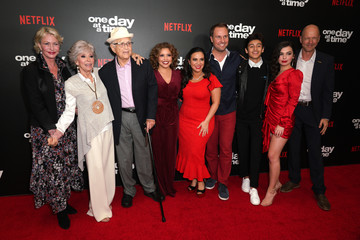 """Rita Moreno Norman Lear Premiere Of Netflix's """"One Day At A Time"""" Season 3 - Red Carpet"""